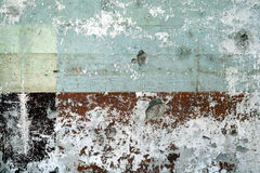 Grungy alter Wand-Hintergrund Stockfoto