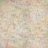 Grungy Antieke Uitstekende BloemenAchtergrond Royalty-vrije Stock Foto
