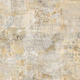 Grungy Antique Vintage Floral Background Royalty Free Stock Photography