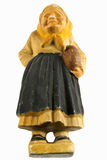 Antique Figurine Stock Photo