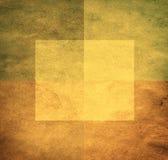 Grungy Aquarell-wie grafischer abstrakter Hintergrund Lizenzfreies Stockfoto