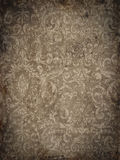 Grungy background. Grungy vintage brocade background image Royalty Free Stock Image