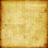 Grungy background. Grungy stained vintage paper with space for text or picture Royalty Free Stock Image