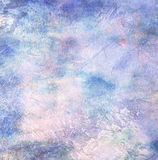 Grungy background. Grungy blue  canvas with space for text or picture Royalty Free Stock Photo