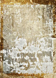 Grungy background. Textured grungy background in beiges Royalty Free Stock Images
