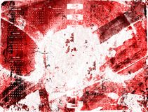 Grungy background. Nice red grungy background Royalty Free Stock Images