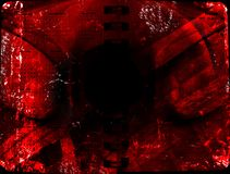 Grungy background. Nice red grungy background Royalty Free Stock Photos