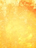 Grungy Background, Red-orange painted wall Royalty Free Stock Images