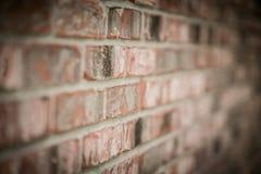Grungy Backsteinmauer stockfotografie