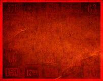 grungy bakgrund Fotografering för Bildbyråer