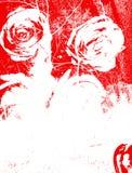 grungy bakgrund Royaltyfria Bilder