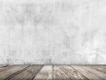 Grungy bakgrund av gammal textur för naturligt cement som en retro vägg Royaltyfria Bilder