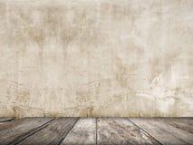 Grungy bakgrund av gammal textur för naturligt cement som en retro vägg Royaltyfri Foto