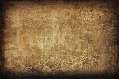 grungy bakgrundskanfas Arkivbild