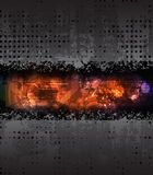 Grungy banner Royalty Free Stock Photography