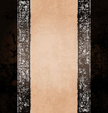 Grungy banner Royalty Free Stock Photo