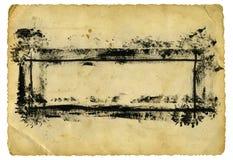 Grungy banner vector illustratie