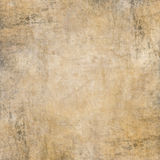 Grungy beige background. Beige grungy background for the old-fashioned Royalty Free Stock Photos