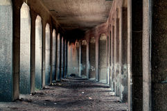 Grungy beton Stock Afbeelding