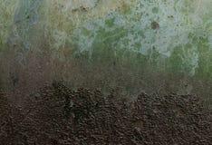Grungy betongvägg Arkivfoto