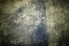 Grungy betongvägg som bakgrund Arkivfoto