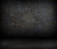 Grungy Betonmauer Stockfoto