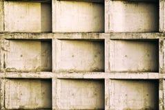Grungy Betonmauer Lizenzfreie Stockfotografie