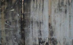Grungy betonowa ściana Obraz Royalty Free