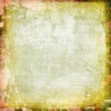 Grungy beunruhigte Collage Lizenzfreie Stockbilder