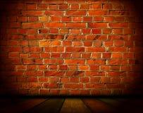 Grungy Binnenland Royalty-vrije Stock Fotografie