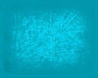 Grungy blauwe achtergrond Stock Afbeeldingen