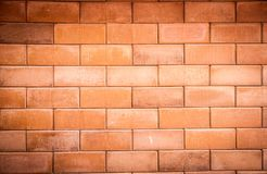 Grungy Blockwand Lizenzfreies Stockfoto