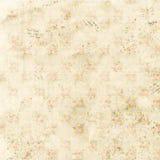 Grungy bloemen hexagon bijenkorfachtergrond met verf vector illustratie