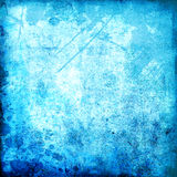 Grungy blue Stock Image