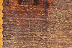 Grungy Brick Background Texture Stock Images