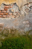 Grungy brick wall Stock Image