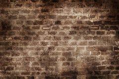 Grungy brick wall Royalty Free Stock Photos