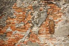 Grungy brick wall texture Stock Photos