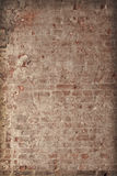Grungy brickwall Stock Images