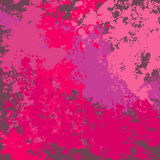 Grungy bright vector background Stock Images