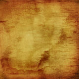 Grungy brown background with old fabric texture. Grungy brown canvas with old torn fabric texture and space for text or picture royalty free illustration