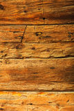 Grungy brown background texture of wooden plank Royalty Free Stock Photography