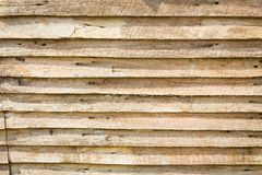 Grungy brown wood plank wall texture background Royalty Free Stock Image
