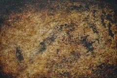 Grungy Bruine Achtergronden Stock Afbeelding