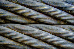 Grungy Cables Royalty Free Stock Image