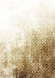 Grungy canvas texture faded. Stock Photo