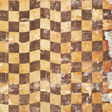 Grungy chessboard background Royalty Free Stock Images