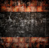 Grungy chessboard background Royalty Free Stock Photo
