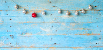 Grungy christmas background, Royalty Free Stock Photo