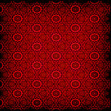 Grungy christmas pattern Stock Image